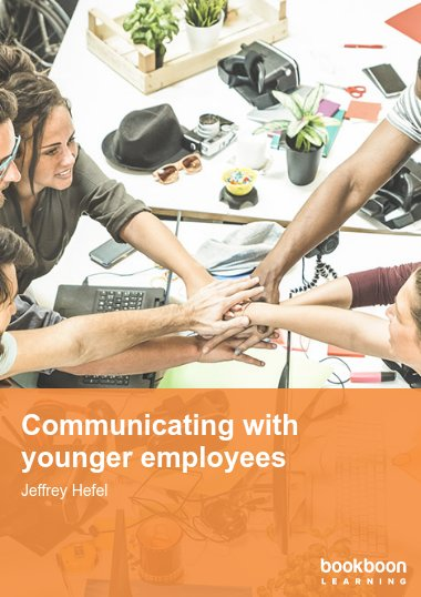 Communicating with younger employees