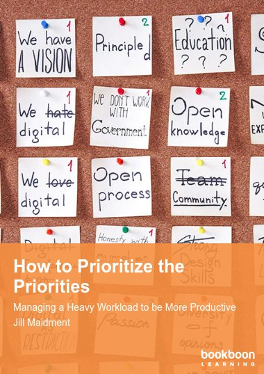 How to Prioritize the Priorities