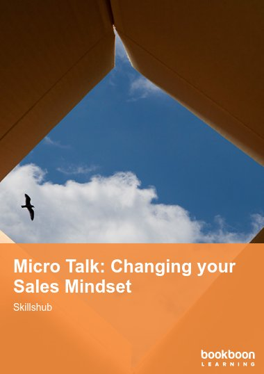 Micro Talk: Changing your Sales Mindset