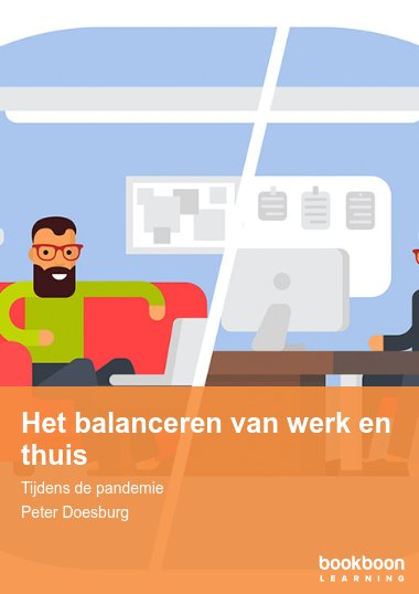 Het balanceren van werk en thuis