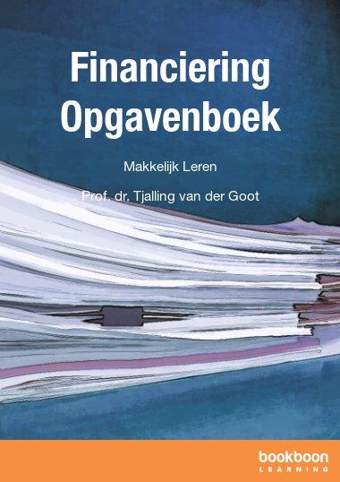 Financiering Opgavenboek