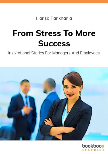 From Stress To More Success