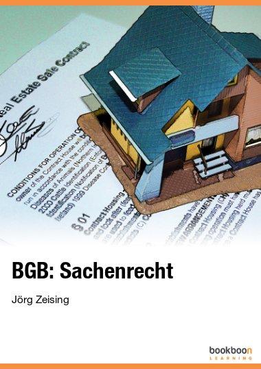 BGB: Sachenrecht