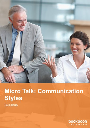 Micro Talk: Communication Styles
