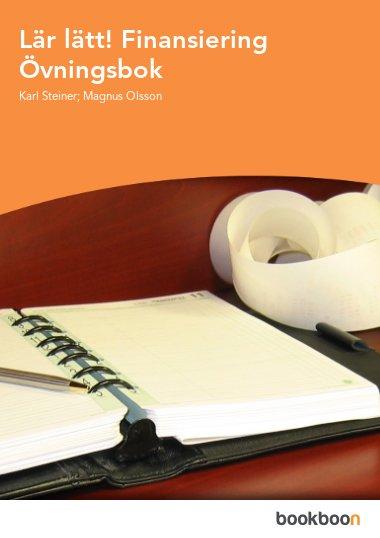 Lär lätt! Finansiering Övningsbok