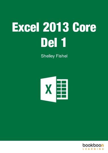 Excel 2013 Core Del 1