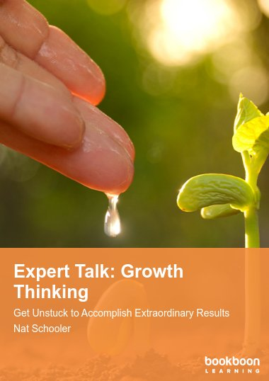 Expert Talk: Growth Thinking