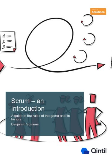 Scrum – an Introduction