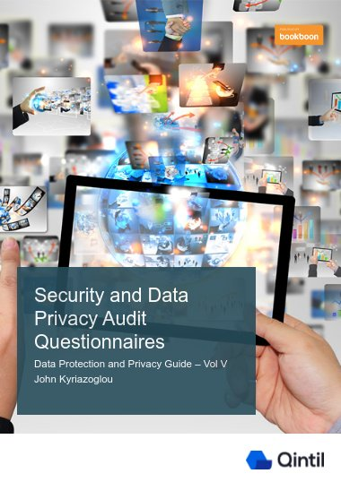 Security and Data Privacy Audit Questionnaires
