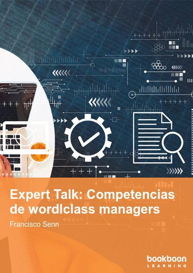 Expert Talk: Competencias de wordlclass managers