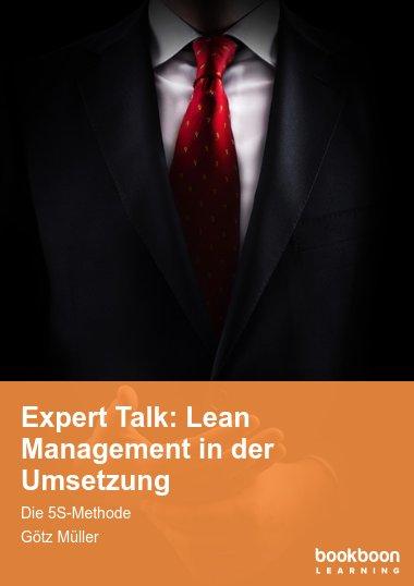 Expert Talk: 5S