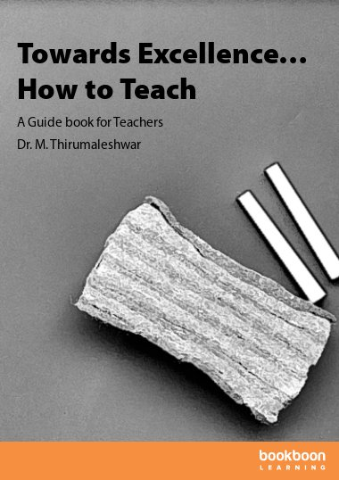 Towards Excellence…How to Teach