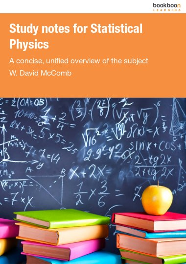 Study notes for Statistical Physics