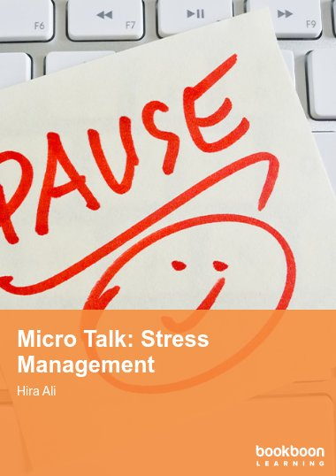 Micro Talk: Stress Management