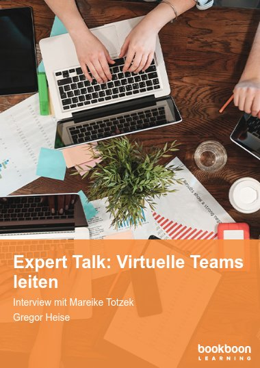 Expert Talk: Virtuelle teams leiten