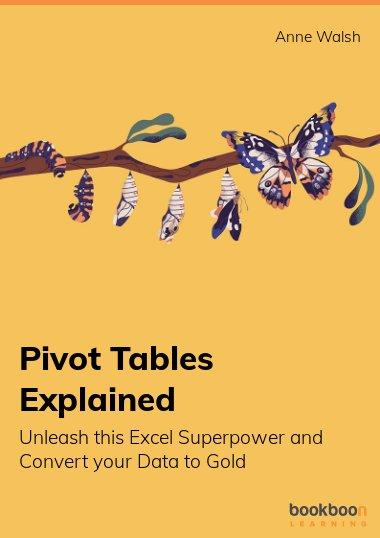 Pivot Tables Explained