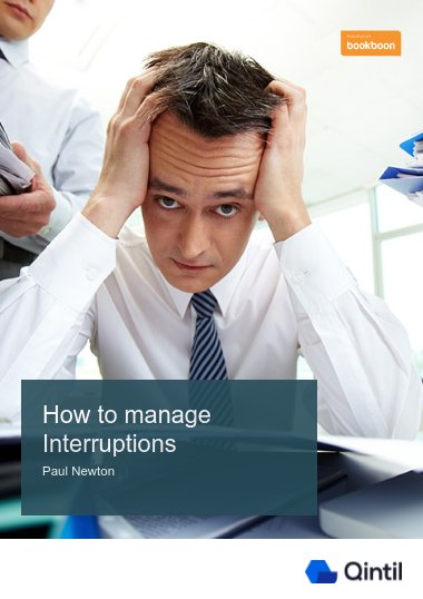 How to manage Interruptions