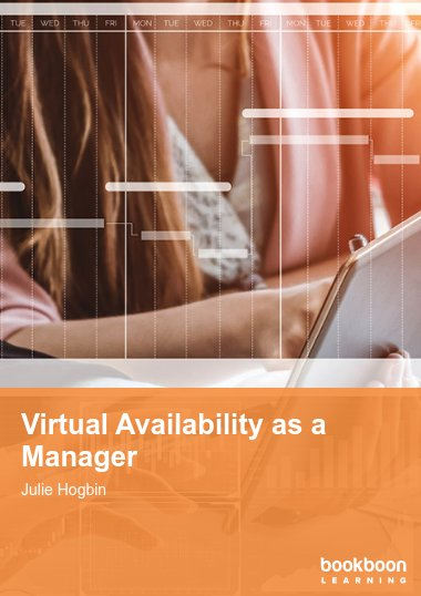 Virtual Availability as a Manager