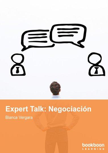 Expert Talk: Negociación