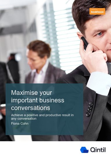 Maximise your important business conversations