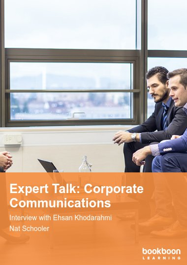 Expert Talk: Corporate Communications