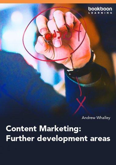 Content Marketing: Further development areas