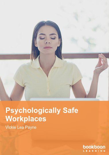 Psychologically Safe Workplaces