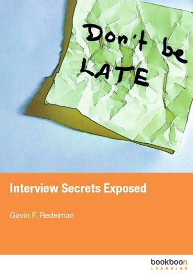 Interview Secrets Exposed