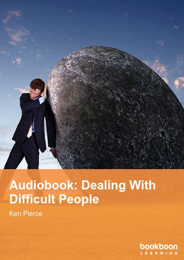 Audiobook: Dealing With Difficult People