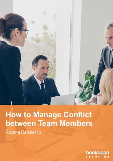How to Manage Conflict between Team Members