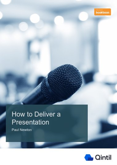 How to Deliver a Presentation