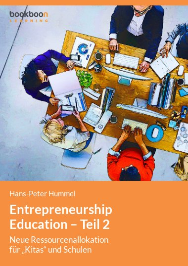 Entrepreneurship Education – Teil 2