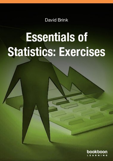 Essentials of Statistics: Exercises