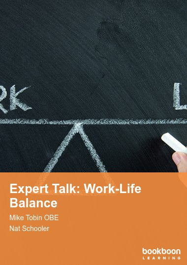 Expert Talk: Work-Life Balance
