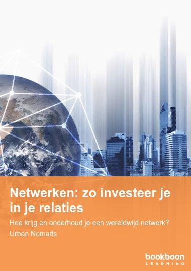 Netwerken: zo investeer je in je relaties