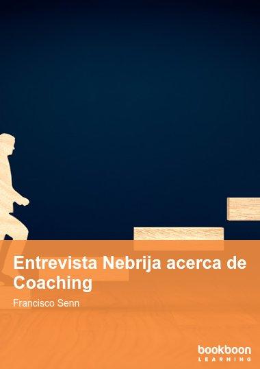Entrevista Nebrija acerca de Coaching