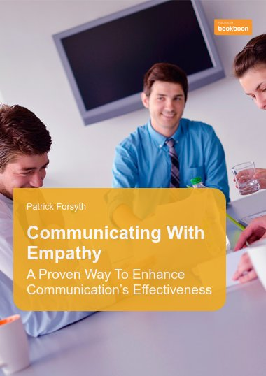 Communicating With Empathy