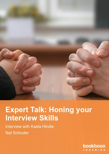 Expert Talk: Honing your Interview Skills