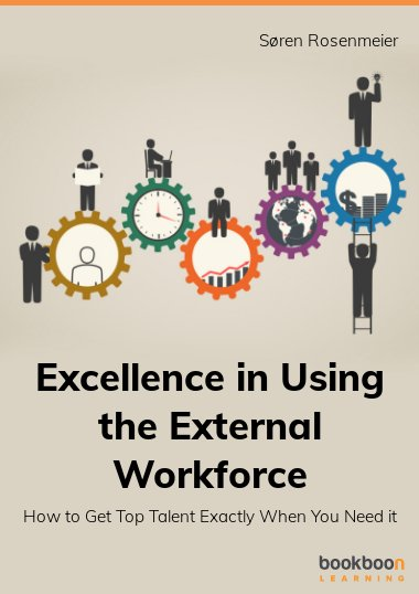Excellence in Using the External Workforce