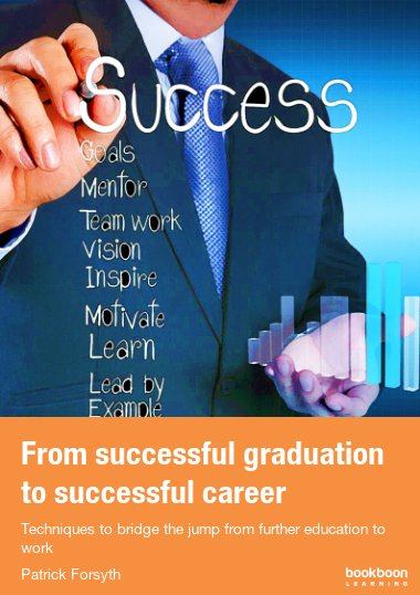 From successful graduation to successful career