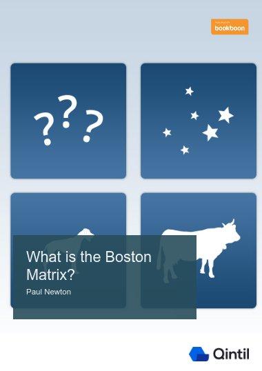 What is the Boston Matrix?