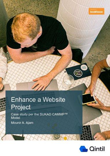 Enhance a Website Project