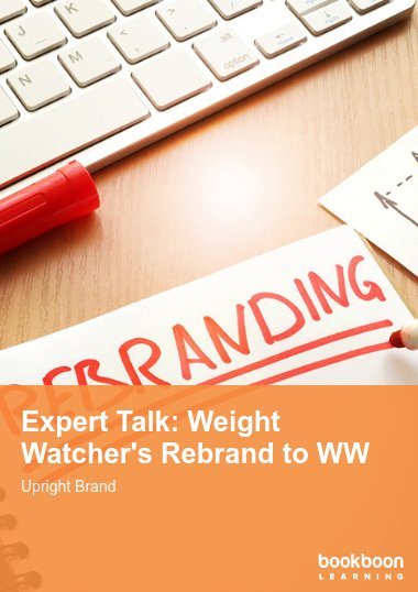 Expert Talk: Weight Watcher's Rebrand to WW