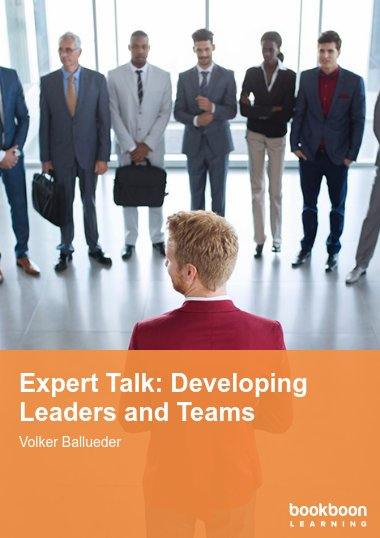 Expert Talk: Developing Leaders and Teams