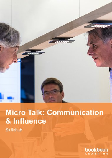 Micro Talk: Communication & Influence