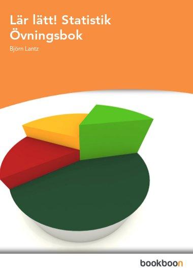 Lär lätt! Statistik Övningsbok