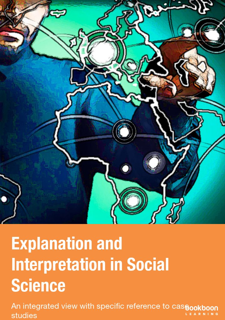 Explanation and Interpretation in Social Science icon