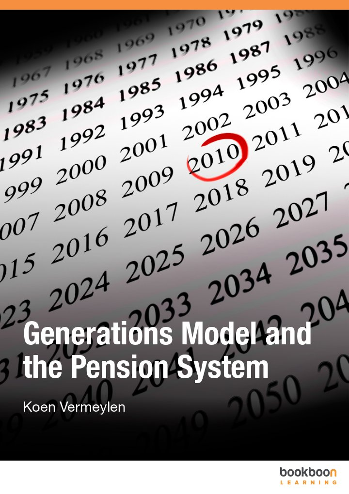 Generations Model and the Pension System