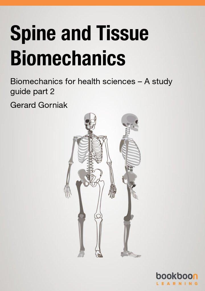 Spine and Tissue Biomechanics