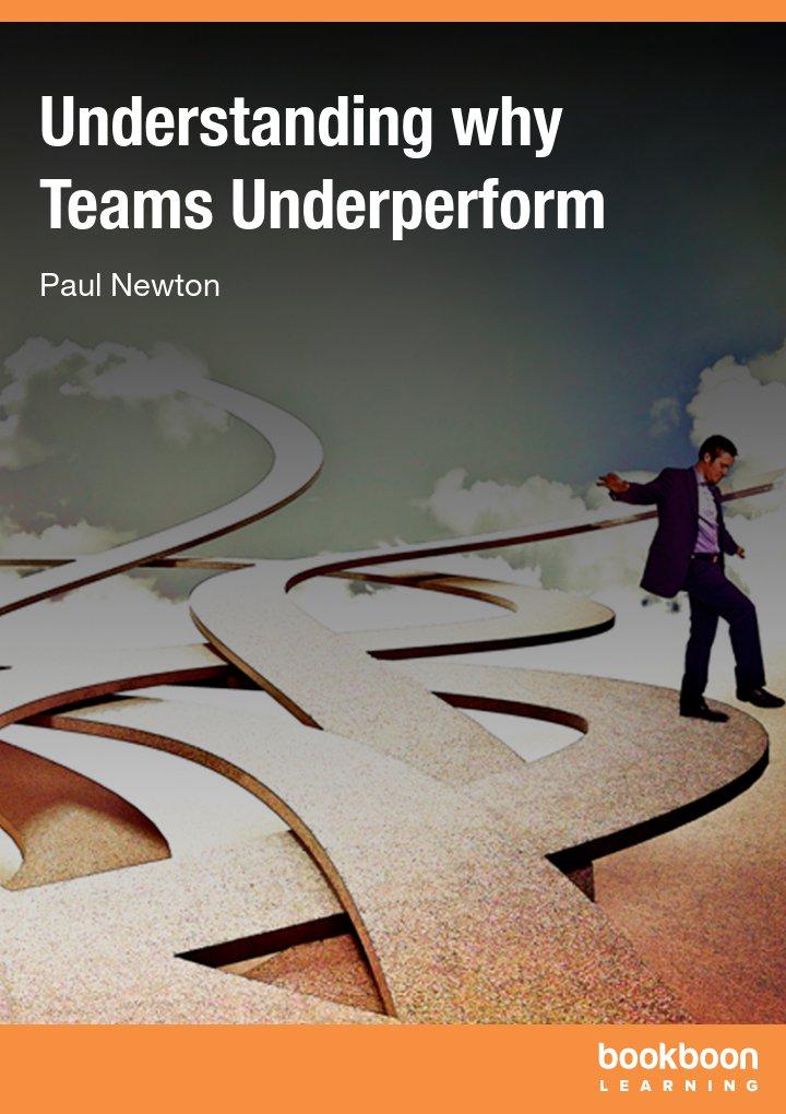 Understanding why Teams Underperform
